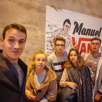 Le MJS en meeting à Paris
