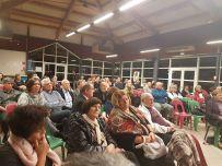 Invitation de la fédé PS 64 sur les droits des femmes, en présence de la ministre Laurence Rossignol