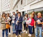 Le MJS 64 mobilisé pour la campagne de Colette Capdevielle aux législatives à Bayonne