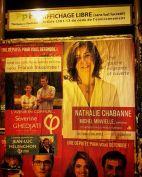 En collage dans l'agglo Paloise pour Nathalie Chabanne