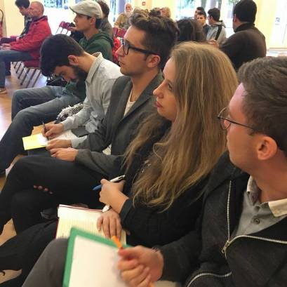 Les jeunes socialistes se préparent à interpeller la droite